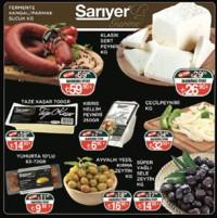 Sarıyer Market 03 - 12 Ağustos 2018 Kampanya Broşürü! Sayfa 2