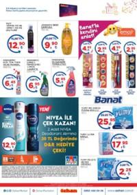 Özhan Marketler Zinciri 03 - 09 Ağustos 2018 Kampanya Broşürü! Sayfa 4 Önizlemesi