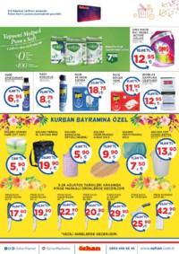 Özhan Marketler Zinciri 03 - 09 Ağustos 2018 Kampanya Broşürü! Sayfa 3 Önizlemesi