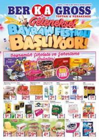 Grup Ber-ka Gross 17 - 24 Ağustos 2018 Kampanya Broşürü! Sayfa 1