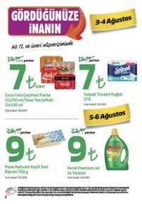 Kipa Süpermarket 02 - 15 Ağustos 2018 Kampanya Broşürü! Sayfa 2