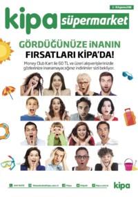 Kipa Süpermarket 02 - 15 Ağustos 2018 Kampanya Broşürü! Sayfa 1