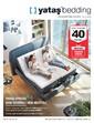 Yataş Bedding Ağustos - Eylül 2018 Yaz Koleksiyonu Kataloğu Sayfa 1