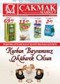 Çakmak Market 12 Ağustos - 02 Eylül 2018 Kampanya Broşürü! Sayfa 1