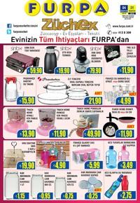 Furpa 04 - 31 Ağustos 2018 Kampanya Broşürü! Sayfa 1 Önizlemesi
