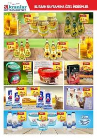Akranlar Süpermarket 10 - 31 Ağustos 2018 Kampanya Broşürü! Sayfa 2