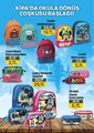 Kipa Süpermarket 30 Ağustos - 12 Eylül 2018 Kampanya Broşürü: Çocuklar Okula Anne Babalar Kipa'da! Sayfa 27 Önizlemesi