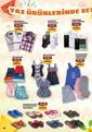 Kipa Süpermarket 30 Ağustos - 12 Eylül 2018 Kampanya Broşürü: Çocuklar Okula Anne Babalar Kipa'da! Sayfa 11 Önizlemesi
