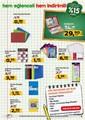 Kipa Süpermarket 30 Ağustos - 12 Eylül 2018 Kampanya Broşürü: Çocuklar Okula Anne Babalar Kipa'da! Sayfa 28 Önizlemesi