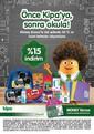 Kipa Süpermarket 30 Ağustos - 12 Eylül 2018 Kampanya Broşürü: Çocuklar Okula Anne Babalar Kipa'da! Sayfa 17 Önizlemesi