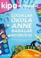 Kipa Süpermarket 30 Ağustos - 12 Eylül 2018 Kampanya Broşürü: Çocuklar Okula Anne Babalar Kipa'da! Sayfa 1 Önizlemesi