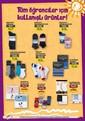 Kipa Süpermarket 30 Ağustos - 12 Eylül 2018 Kampanya Broşürü: Çocuklar Okula Anne Babalar Kipa'da! Sayfa 14 Önizlemesi