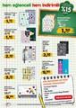 Kipa Süpermarket 30 Ağustos - 12 Eylül 2018 Kampanya Broşürü: Çocuklar Okula Anne Babalar Kipa'da! Sayfa 24 Önizlemesi