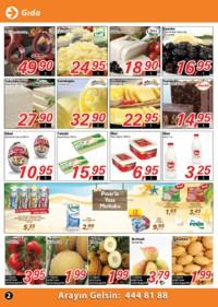 İdeal Hipermarket 03 - 14 Ağustos 2018 Kampanya Broşürü! Sayfa 2
