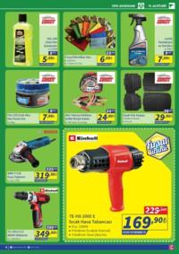 Montea Yapı Market 31 Ağustos - 27 Eylül 2018 Kampanya Broşürü! Sayfa 9 Önizlemesi