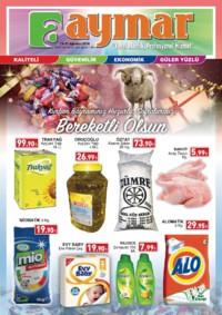 Aymar 13 - 31 Ağustos 2018 Kampanya Broşürü! Sayfa 1