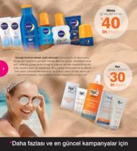 Cosmetica 01 - 31 Ağustos 2018 Kampanya Broşürü! Sayfa 2