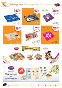 Kim Market Ege Bölgesi Özel 15 - 28 Ağustos 2018 Kampanya Broşürü! Sayfa 2
