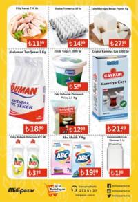 Milli Pazar Market 10 - 12 Ağustos 2018 Kampanya Broşürü! Sayfa 2