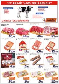 Başdaş Market 14 - 23 Eylül 2018 Kampanya Broşürü! Sayfa 2