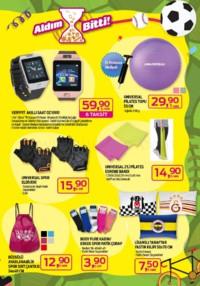 Kipa Süpermarket 13 - 26 Eylül 2018 Kampanya Broşürü: Çocuklar Okula Anne Babalar Kipa' ya! Sayfa 23 Önizlemesi