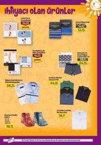 Kipa Süpermarket 13 - 26 Eylül 2018 Kampanya Broşürü: Çocuklar Okula Anne Babalar Kipa' ya! Sayfa 19 Önizlemesi
