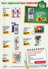 Kipa Süpermarket 13 - 26 Eylül 2018 Kampanya Broşürü: Çocuklar Okula Anne Babalar Kipa' ya! Sayfa 11 Önizlemesi