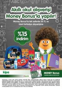 Kipa Süpermarket 13 - 26 Eylül 2018 Kampanya Broşürü: Çocuklar Okula Anne Babalar Kipa' ya! Sayfa 16 Önizlemesi