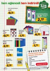 Kipa Süpermarket 13 - 26 Eylül 2018 Kampanya Broşürü: Çocuklar Okula Anne Babalar Kipa' ya! Sayfa 5 Önizlemesi