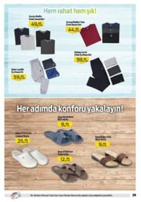 Kipa Süpermarket 13 - 26 Eylül 2018 Kampanya Broşürü: Çocuklar Okula Anne Babalar Kipa' ya! Sayfa 29 Önizlemesi