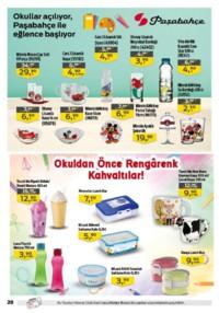 Kipa Süpermarket 13 - 26 Eylül 2018 Kampanya Broşürü: Çocuklar Okula Anne Babalar Kipa' ya! Sayfa 20 Önizlemesi