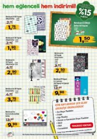 Kipa Süpermarket 13 - 26 Eylül 2018 Kampanya Broşürü: Çocuklar Okula Anne Babalar Kipa' ya! Sayfa 9 Önizlemesi