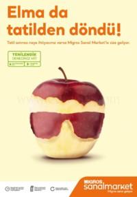 Kipa Süpermarket 13 - 26 Eylül 2018 Kampanya Broşürü: Çocuklar Okula Anne Babalar Kipa' ya! Sayfa 33 Önizlemesi