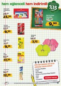 Kipa Süpermarket 13 - 26 Eylül 2018 Kampanya Broşürü: Çocuklar Okula Anne Babalar Kipa' ya! Sayfa 13 Önizlemesi
