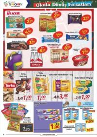 Snowy Market 14 - 27 Eylül 2018 Kampanya Broşürü! Sayfa 2