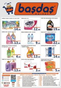 Başdaş Market 28 - 30 Eylül 2018 Kampanya Broşürü! Sayfa 2
