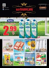 Seyhanlar Market Zinciri 12 - 24 Eylül 2018 Kampanya Broşürü! Sayfa 1