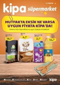 Kipa Süpermarket 13 - 26 Eylül 2018 Kampanya Broşürü! Sayfa 1
