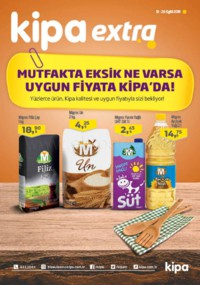Kipa Extra 13 - 26 Eylül 2018 Kampanya Broşürü! Sayfa 1