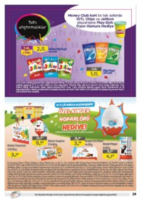 Kipa Extra 13 - 26 Eylül 2018 Kampanya Broşürü! Sayfa 28 Önizlemesi
