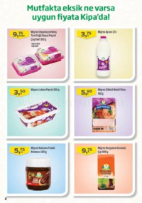 Kipa Extra 13 - 26 Eylül 2018 Kampanya Broşürü! Sayfa 2