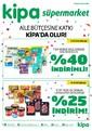 Kipa Süpermarket 27 Eylül - 10 Ekim 2018 Kampanya Broşürü: Aile Bütçesine Katkı Kipa' da Olur! Sayfa 1