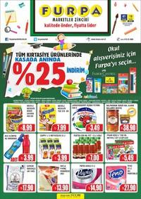 Furpa 07 - 19 Eylül 2018 Kampanya Broşürü! Sayfa 1