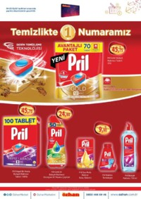 Özhan Marketler Zinciri 14 - 23 Eylül 2018 Kampanya Broşürü! Sayfa 5 Önizlemesi