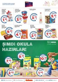 Özhan Marketler Zinciri 14 - 23 Eylül 2018 Kampanya Broşürü! Sayfa 3 Önizlemesi
