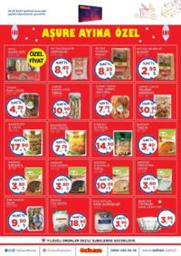 Özhan Marketler Zinciri 14 - 23 Eylül 2018 Kampanya Broşürü! Sayfa 4 Önizlemesi