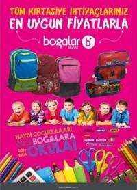 Boğalar Market 01 - 30 Eylül 2018 Kampanya Broşürü! Sayfa 1