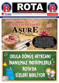 Rota Market 13 - 26 Eylül 2018 Kampanya Broşürü! Sayfa 1