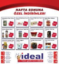 İdeal Market Ordu 15 - 16 Eylül 2018 Kampanya Broşürü! Sayfa 2