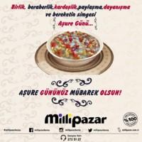 Milli Pazar Market 19 Eylül 2018 Aşüre Fırsat Broşürü! Sayfa 1